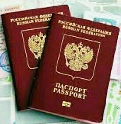 Zagran and the Russian passport via the Internet
