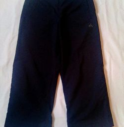 Pants-breeches.