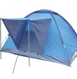 Tent two ply