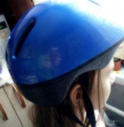 Шлем для защиты на ребёнка 6-8 лет