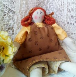 Куколка Толстушка.