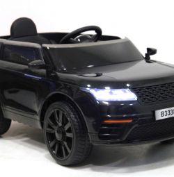 Children's electric car Range Rover Velar B333BB Cher
