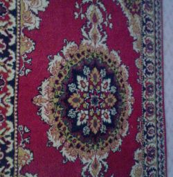 Carpets of the USSR in perfect condition. Bargaining!