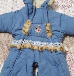 Sheepskin winter