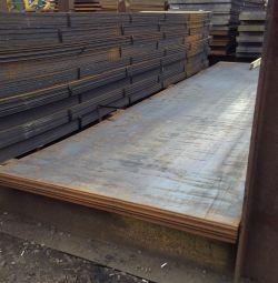 Foaie de oțel netedă