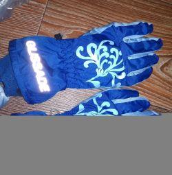 Mănuși glisată impermeabilă