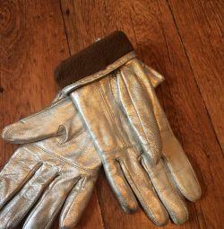 Перчатки 🧤 б/у женск.
