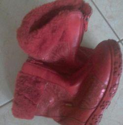 Μπότες χειμώνα Kotofey 28 φορές.