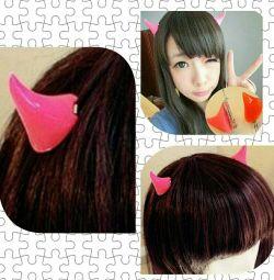 Corn Hair Clip