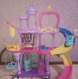 My little pony sparkle castle