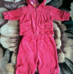 Suit for girl