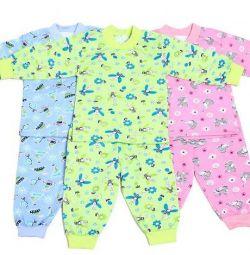 Пижамы новые