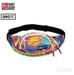 Барсетка Bandit Bag XL Bang