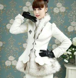 Пальто, хутряної піджак