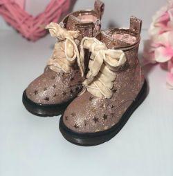 Sonbahar p22-14cm çizmeler