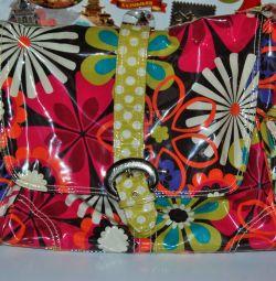 τσάντα για τη μαμά KALENCOM BUCKLE SPIZE GIRLS