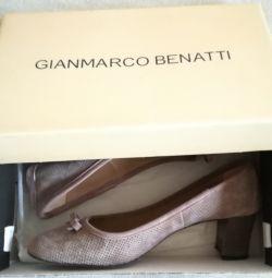 Shoes Gianmarco Benatti, r-38