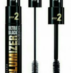 Mascara Bourjois Ultra Black Volumizer 2