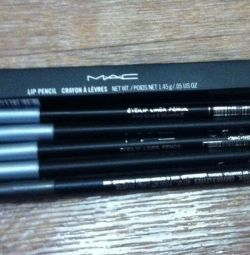 New MAC Eye / Lips Pencils