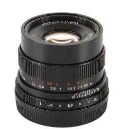 Manuel Amaçlı Viltrox 35 mm f2 Sony e-montaj