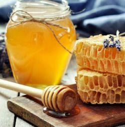 The honey is magic.