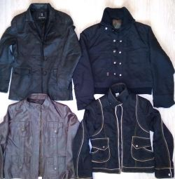 Demi season jackets for men 46-48