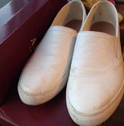 Fiş, ayakkabı