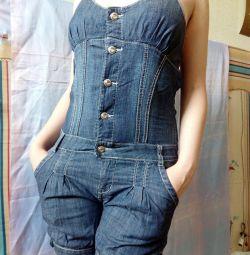 Shorts Jumpsuit Nou