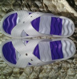 Новые туфли (босоножки)