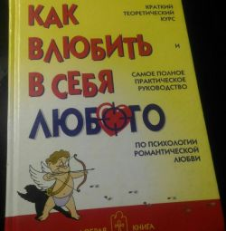 The book How to fall in love with Anyone. Leil Loundes