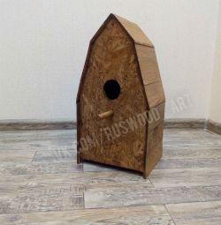 Скворечник - домик для птиц
