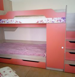 New. Bunk bed