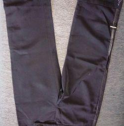 Συντριμμένα παντελόνια