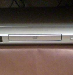 JVC DVD Player