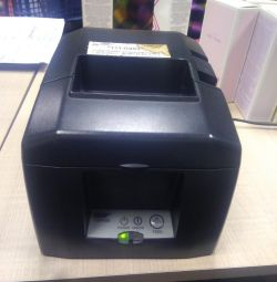 Imprimanta de recepție TSP 650