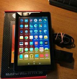 Prestiqio Multipad Color 2 3G PMT3777_3G