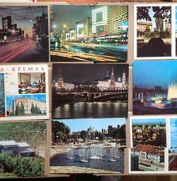 Cărți poștale din URSS (4)