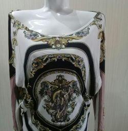 Блуза супер! От VERSACE