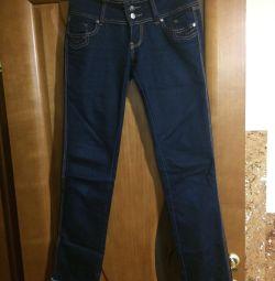 джинси стретч