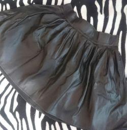 Skirt under the skin