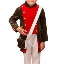 """Costum de carnaval """"Soldat de staniu"""""""