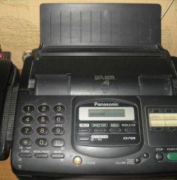 Faks telefonu