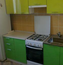 Kitchen set MDF plastic