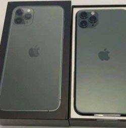 Совершенно новый iPhone 11 Pro Max 256 ГБ