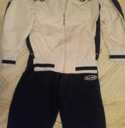 Children's sports suit