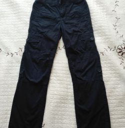 Trousers for boy р.134-140
