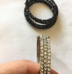 Κοσμήματα (βραχιόλια και χάντρες)