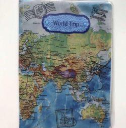 Нова Обкладинка для паспорта