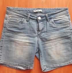Jeans shorts, size 29