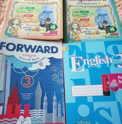 Carnet nou de lucru în limba engleză